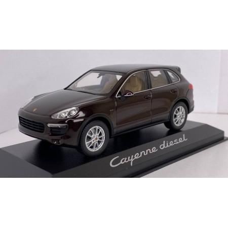 Автомодель Porsche Cayenne (958) E2 II Diesel 2014