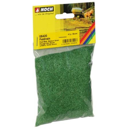 Тонирующая зеленая посыпка (мелкий флок) для ландшафта Noch 08420