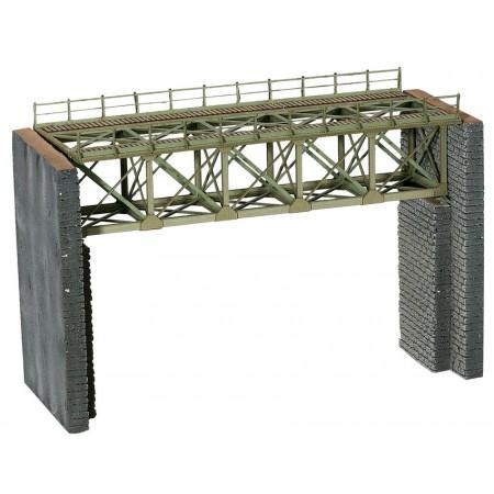 Стальной мост Noch 67010