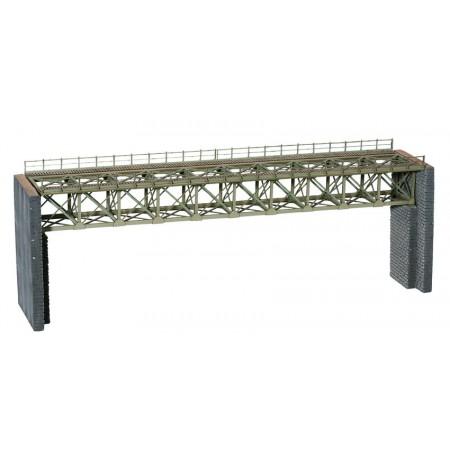 Стальной мост Noch 67020