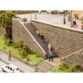 Набор лестницы Noch 58303