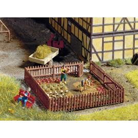 Набор садовых ограждений Noch 13070