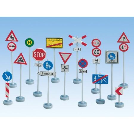 Набор дорожных знаков Noch 60521