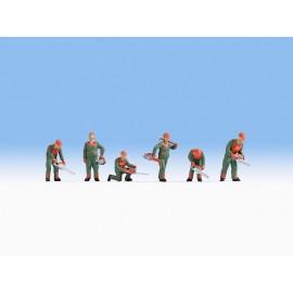 Лесные рабочие Noch 15061