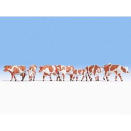 Набор фигурок Коровы Noch 15726