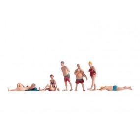 Пляжники Noch 15841