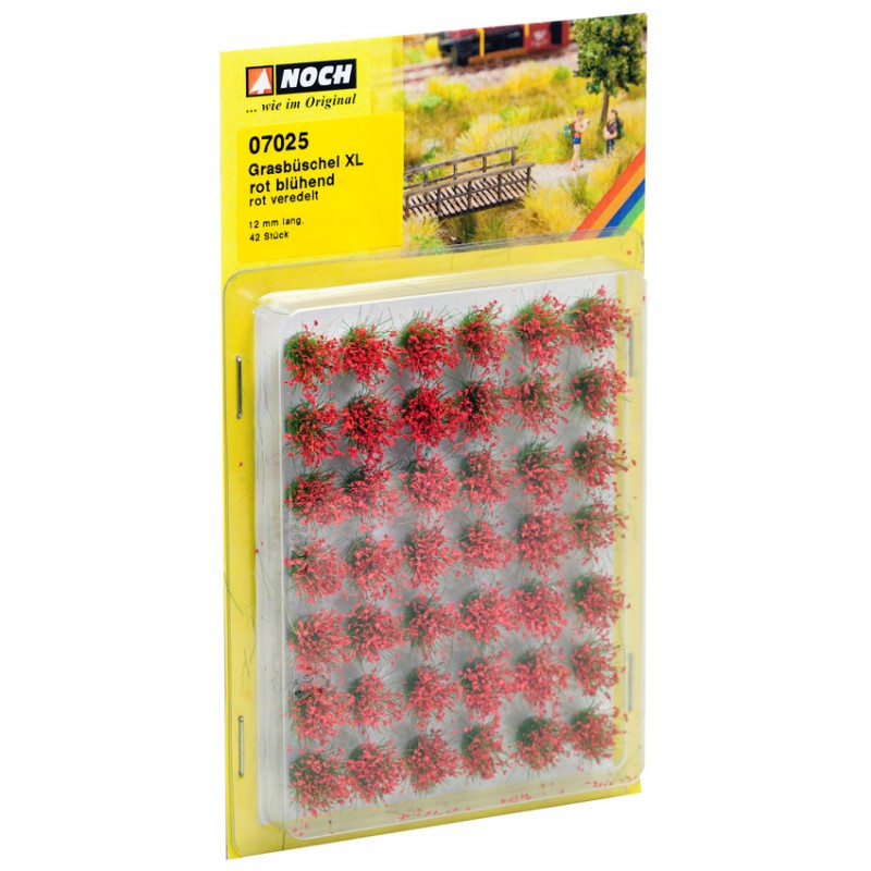 """Травяные кусты """"Цветущие растения"""" Noch 07025"""