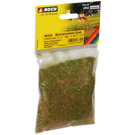Имитация травы Цветочная поляна NOCH 08330