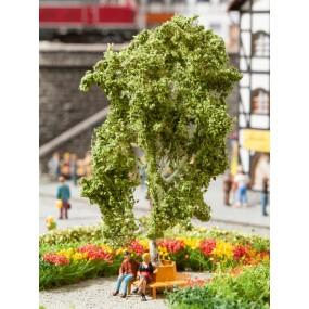 Дерево с круглой скамьей Noch 21642