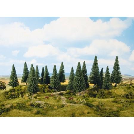 Набор деревьев Ели Noch 24643