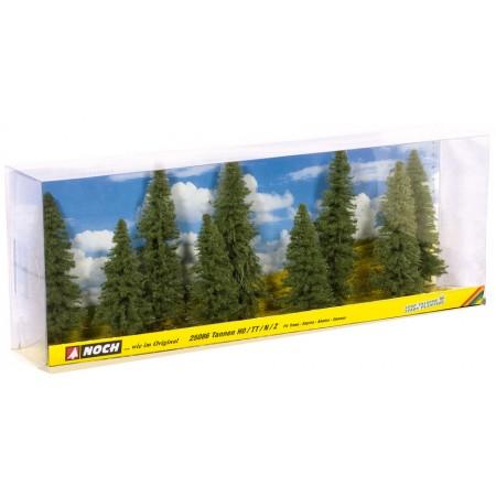 Набор деревьев Ели Noch 25086