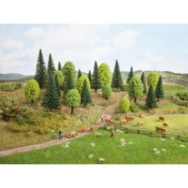 Набор деревьев Смешаный лес Noch 26811