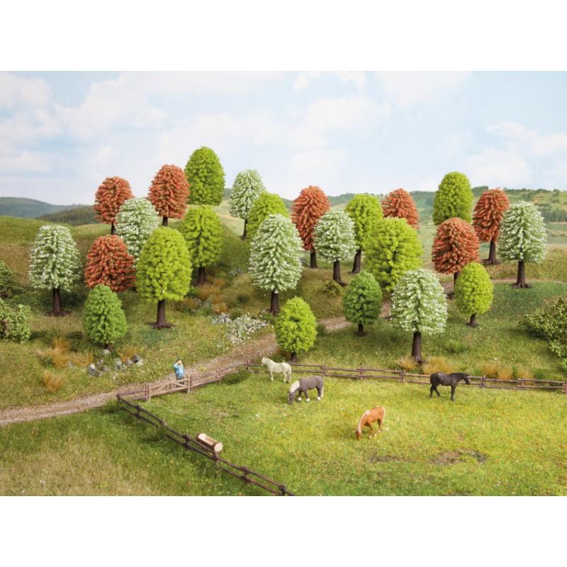 Набор Весенние деревья Noch 26806