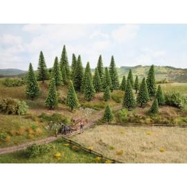 Набор деревьев Ели Noch 26926