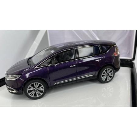 Автомодель Norev Renault Espace Initiale Paris Concept Car 2014