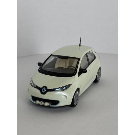 Автомодель Norev Renault Zoe 2013