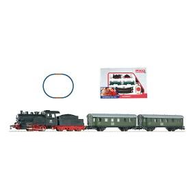 Стартовый аналоговый набор Пассажирский поезд PIKO 57110