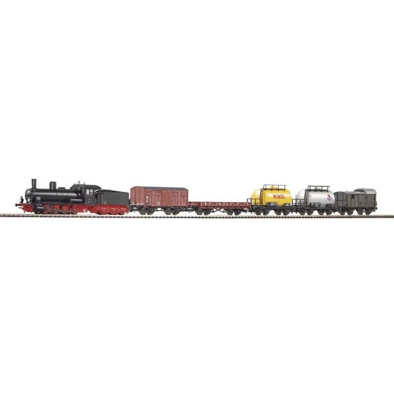 Стартовый аналоговый набор Товарный поезд PIKO 57120