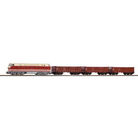 Стартовый аналоговый набор Товарный поезд PIKO 57136