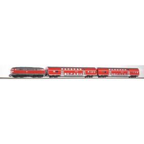 Стартовый аналоговый набор Пассажирский поезд PIKO 57150