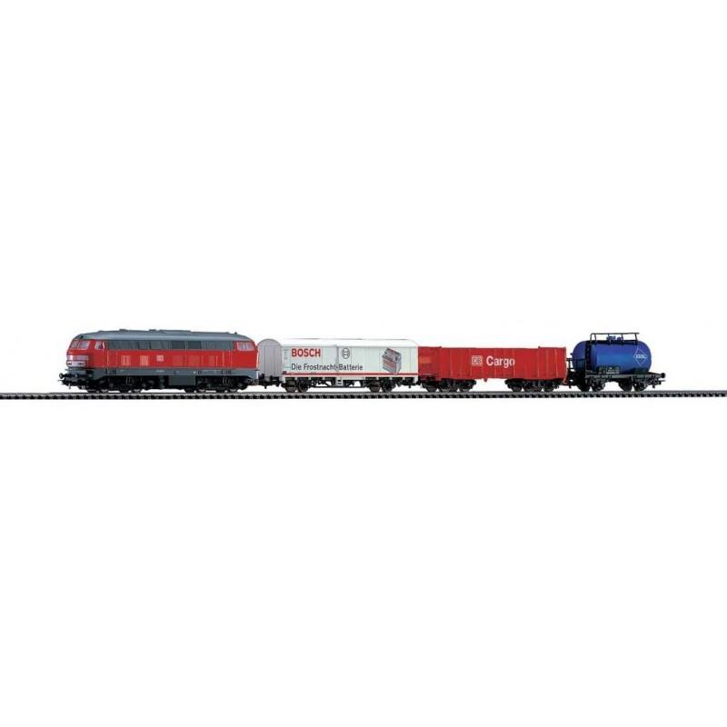 Стартовый аналоговый набор Товарный поезд PIKO 57151