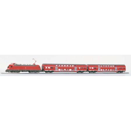 Стартовый аналоговый набор Пассажирский поезд PIKO 57171