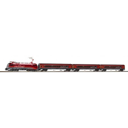 Стартовый аналоговый набор Пассажирский поезд PIKO 57172