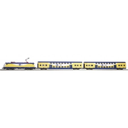 Стартовый аналоговый набор Пассажирский поезд PIKO 57181
