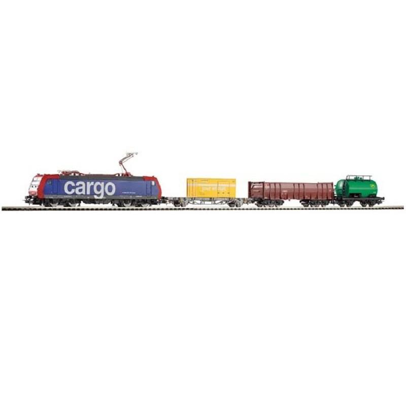 Стартовый аналоговый набор Товарный поезд PIKO 57184