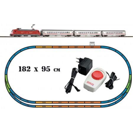 Аналоговый стартовый набор Пассажирский поезд PIKO 59100