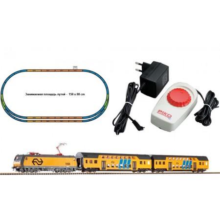 Стартовый аналоговый набор Пассажирский поезд PIKO 96975