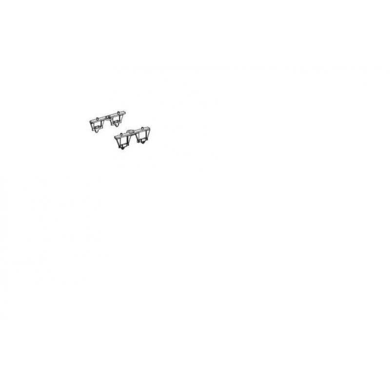 Ходовая тележка для ЧМЕ3 Piko 59780-21