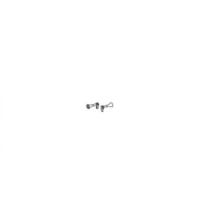 Рожок (2 шт.) для ЧМЕ3 Piko 59781-02