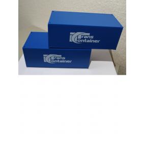 Набор 20ft контейнеров Trans Container PIKO