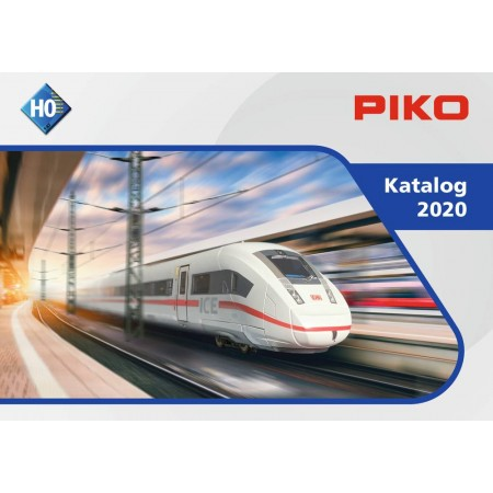 Каталог 2020 H0 Piko 99500