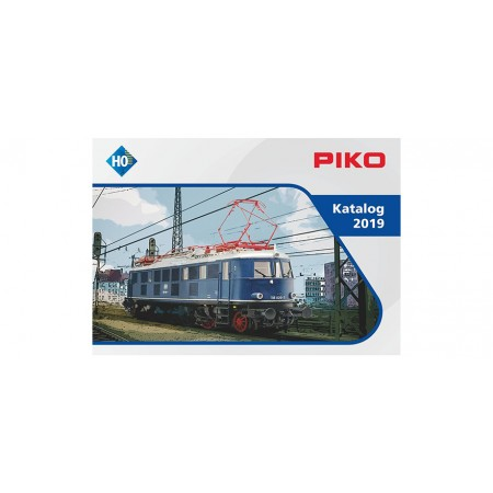 Каталог H0 Piko 99509