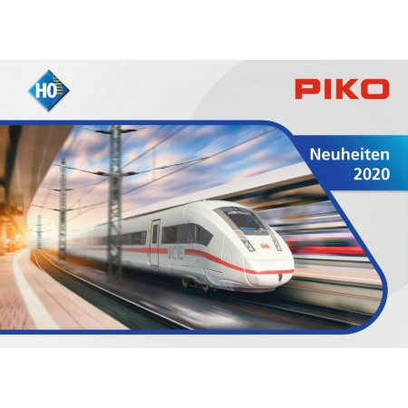 Каталог H0 Piko Новинки 2020 года 99520