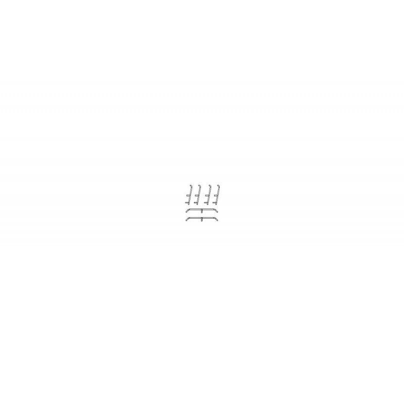 Поручни (6 шт.) - запчасти для тепловозов Piko 59754-22