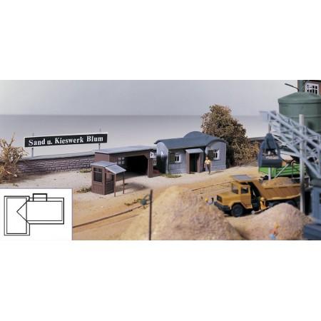 Офис по продажам на песчаном заводе PIKO 61127