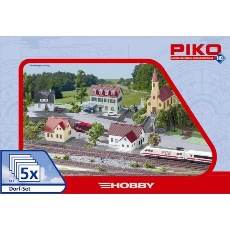 Набор строений Деревня Piko 61925