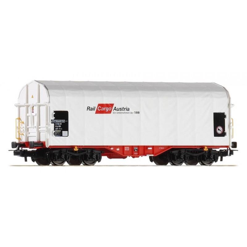 Брезентовый товарный вагон PIKO 54589