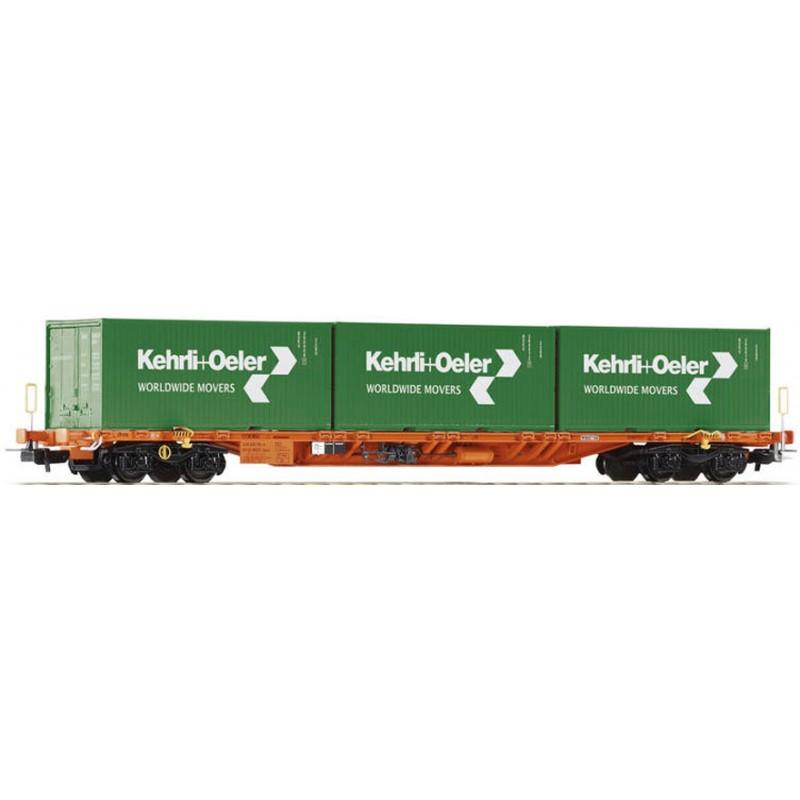 Платформа с контейнерами PIKO 54685
