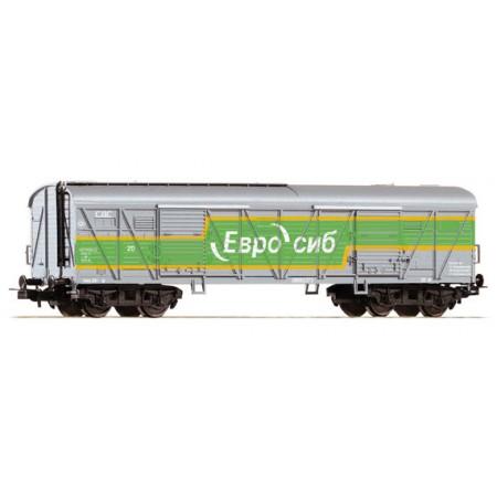Товарный вагон РЖД ЕвроСиб Piko 58723