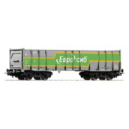 Товарный вагон РЖД ЕвроСиб Piko 58737