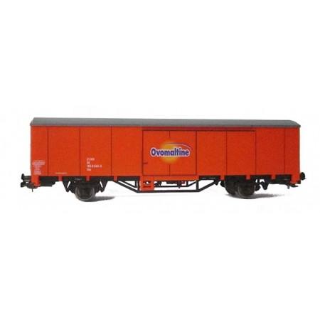 Крытый товарный вагон из набора PIKO 59110