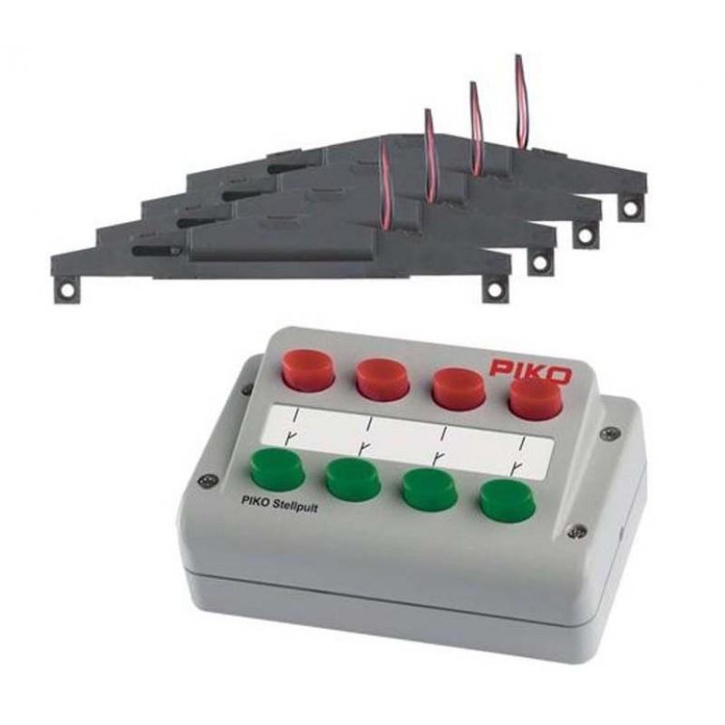 Набор электроприводов с пультом PIKO 55392