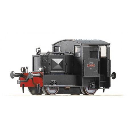 Дизельный локомотив Т200 PIKO 52058