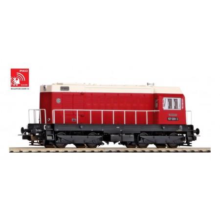 Дизельный локомотив BR 107 серии Expert Piko 52422