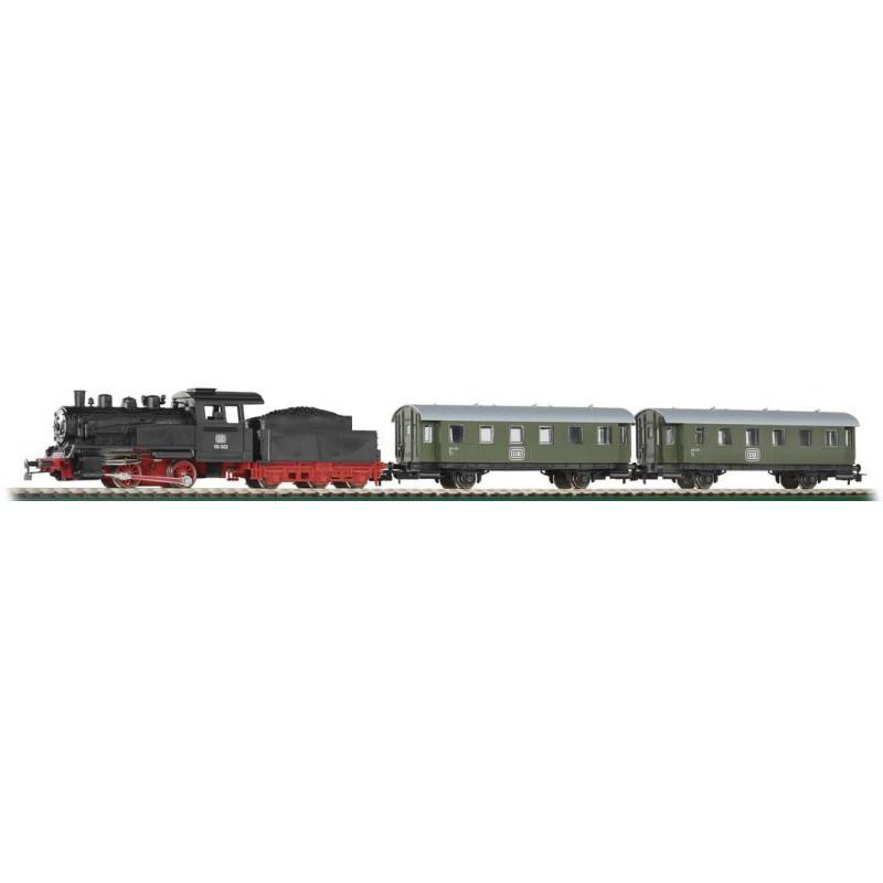 Стартовый аналоговый набор Пассажирский поезд DB PIKO 57112