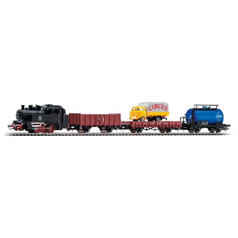 Стартовый аналоговый набор Грузовой поезд PIKO 57113